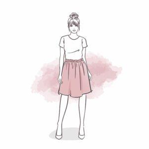 spódnica dla kobiet